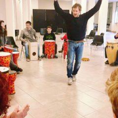 Drum circle – Alessandro Morbelli – Facilitatore