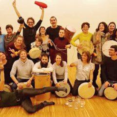 Drum circle – Incontro