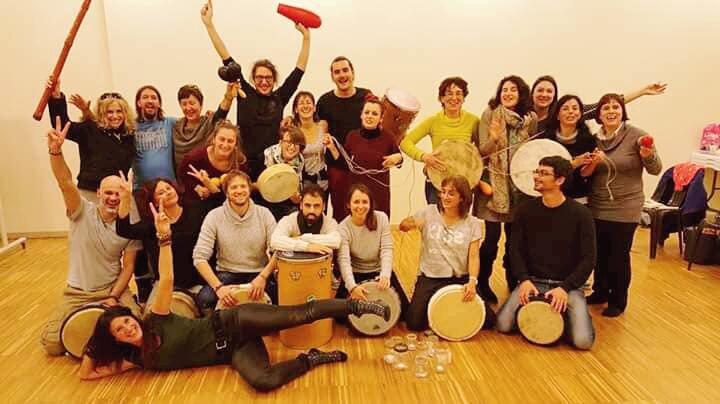 Drum circle - Incontro