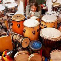 Drum circle – Strumentario