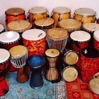 Drum circle – Strumentario percussioni